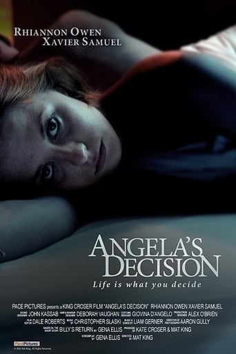 Poster of Angela's Decision