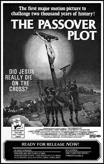 Poster of The Passover Plot