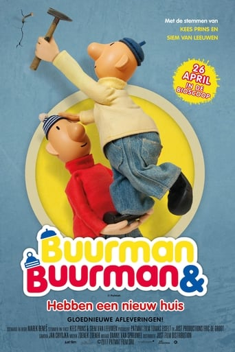 Poster for Buurman & Buurman: Hebben een nieuw huis