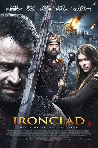 Poster of Ironclad