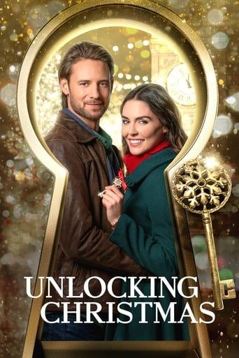 Unlocking Christmas Poster