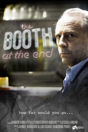 Poster of The Booth at the End