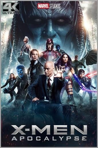 Filmplakat von X-Men: Apocalypse