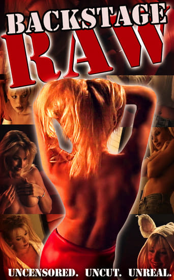 Poster of Backstage Raw