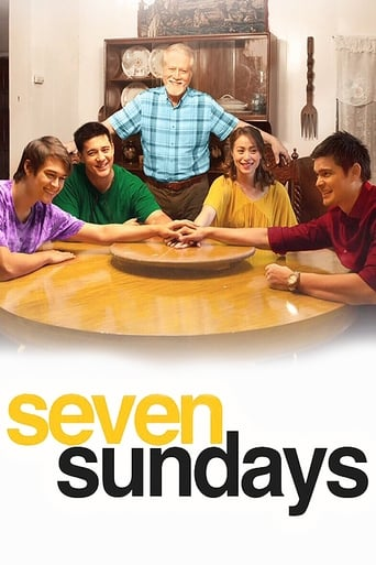 Poster of Seven Sundays