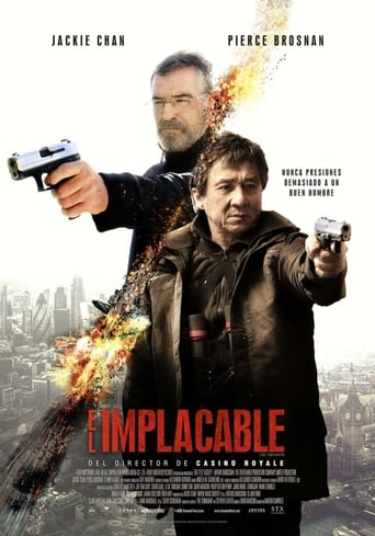 Poster of El Implacable