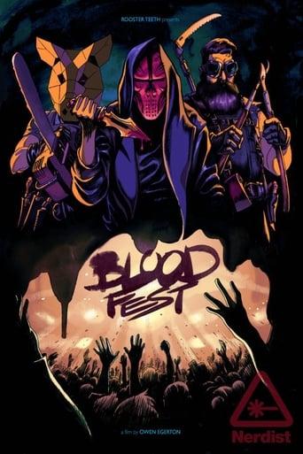 Poster of Blood Fest
