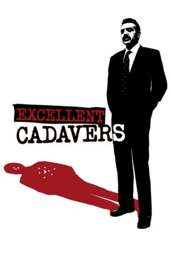 Poster of Excellent Cadavers