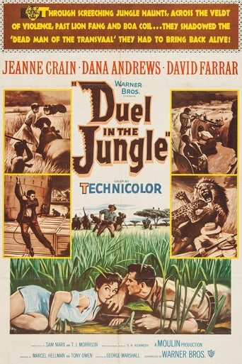 Poster of Duel in the Jungle