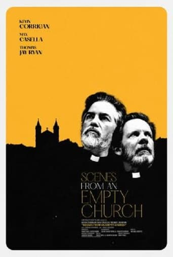 Scenes from an Empty Church Poster