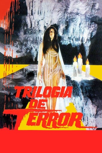 Poster of Trilogy of Terror fragman