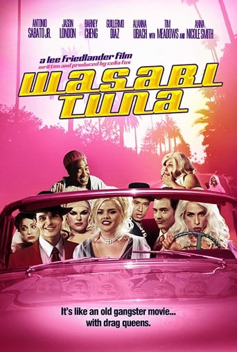 Poster of Wasabi Tuna