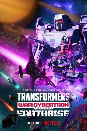 Poster Transformers: War for Cybertron: Earthrise