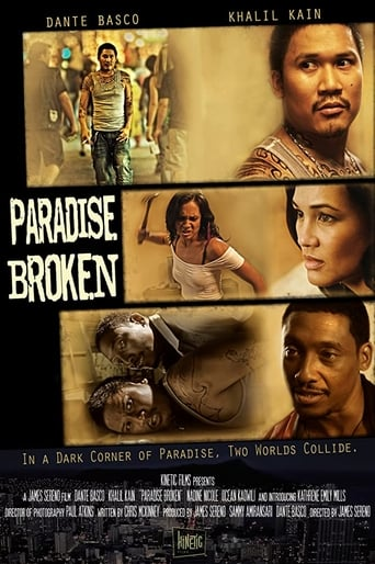 Poster of Paradise Broken