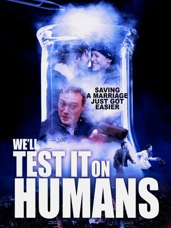 Poster of We'll Test It on Humans