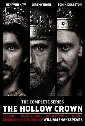 Poster of Hollow Crown - Koronák harca