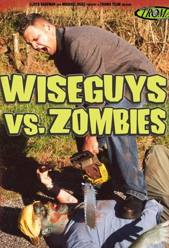 Poster of Wiseguys vs. Zombies