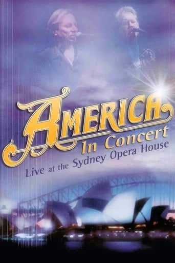 America In Concert Live at the Sydney Opera House