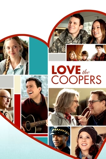 Poster of Love the Coopers
