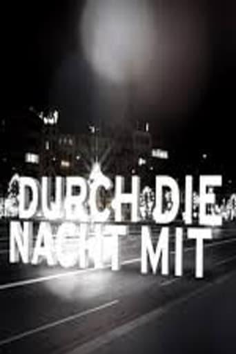 Poster of Durch die Nacht mit …