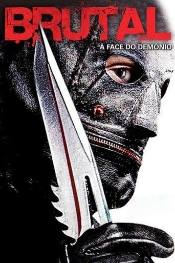 Brutal A Face do Demônio - Poster