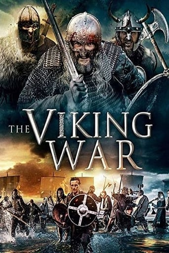 The Viking War Poster