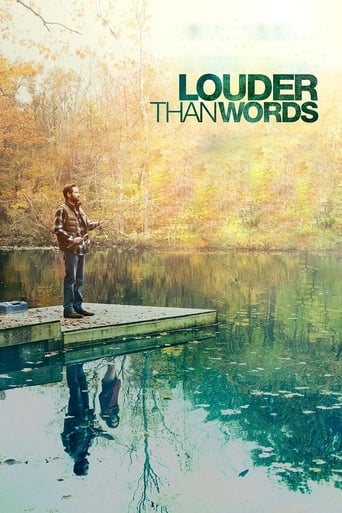 Poster of Louder Than Words