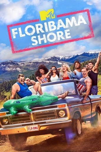 MTV Floribama Shore Poster