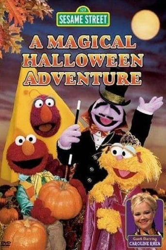 Poster of Sesame Street: A Magical Halloween Adventure