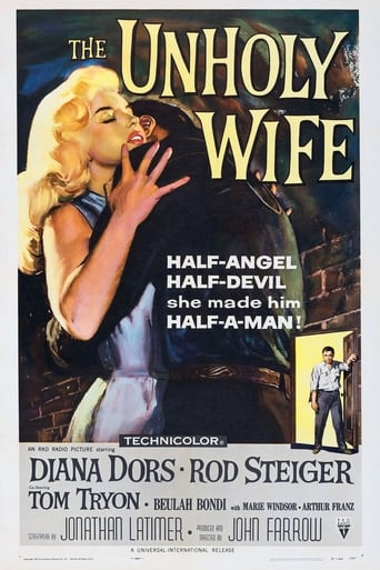Poster of The Unholy Wife