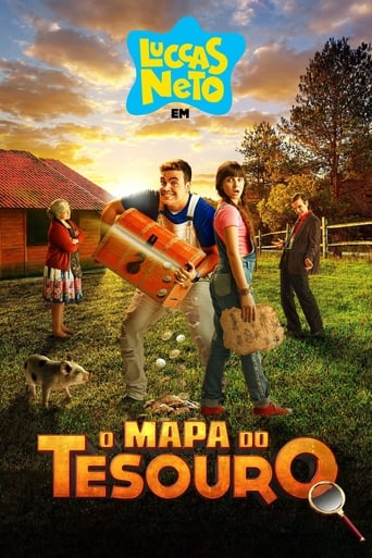 Luccas Neto em: O Mapa do Tesouro Torrent (2020) Nacional WEB-DL 1080p – Download
