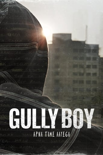 Poster of Gully Boy