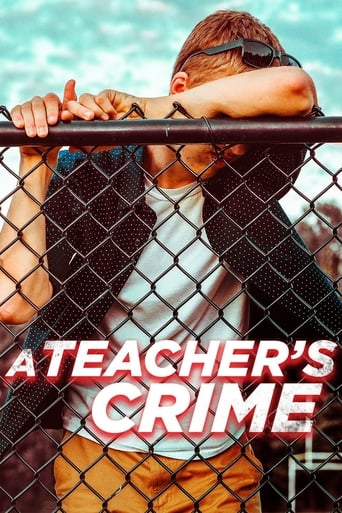 Poster of A Teacher's Crime