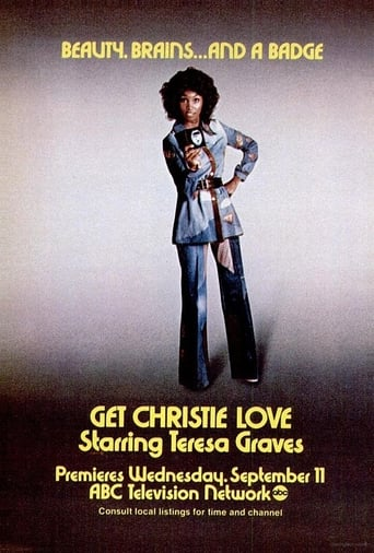 Poster of Get Christie Love!