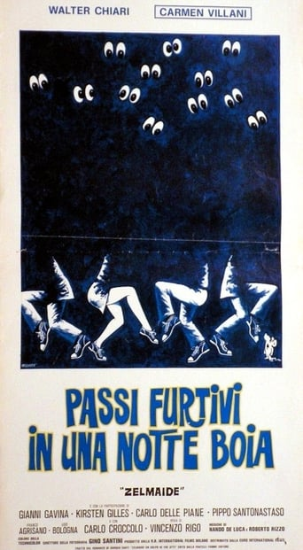 Poster of Passi furtivi in una notte boia