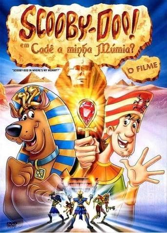 Scooby-Doo! - Cadê a Minha Múmia?
