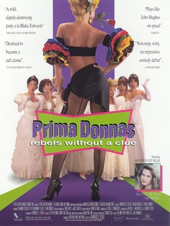 Poster of Prima Donnas