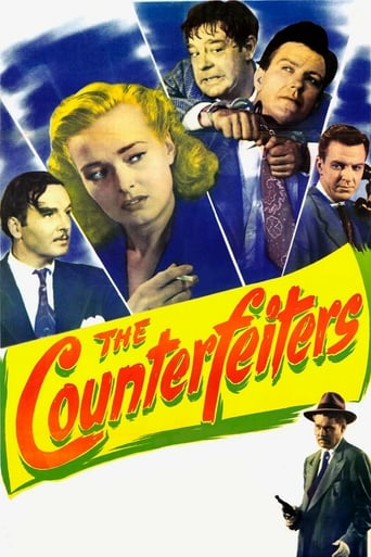 Poster of The Counterfeiters