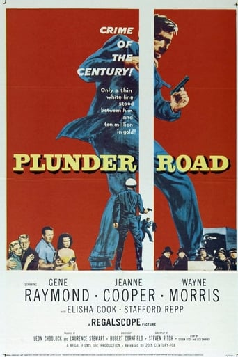 Poster of Plunder Road