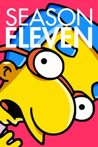 Os Simpsons 11ª Temporada - Poster