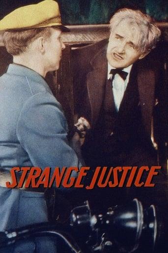 Poster of Strange Justice