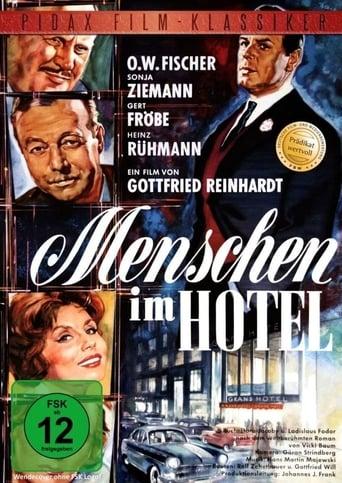 Poster of Menschen im Hotel