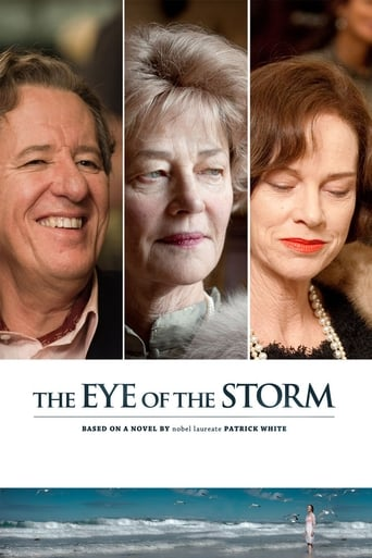 Poster of The Eye of the Storm
