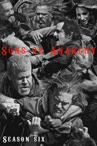 Filhos da Anarquia 6ª Temporada - Poster