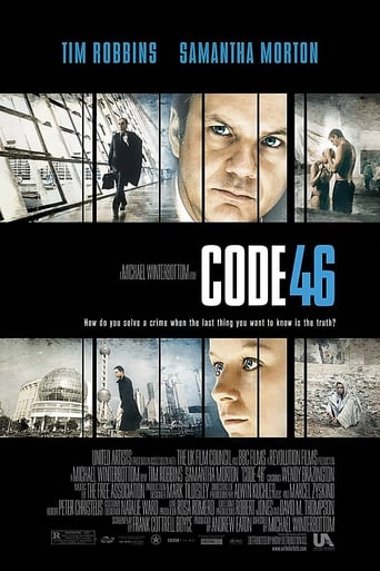 Poster of Code 46