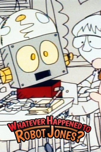 Capitulos de: Whatever Happened to... Robot Jones?