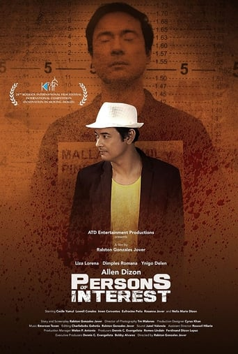 Watch Persons of Interest Free Movie Online