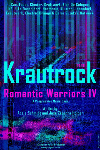 Poster of Romantic Warriors IV: Krautrock (Part I)