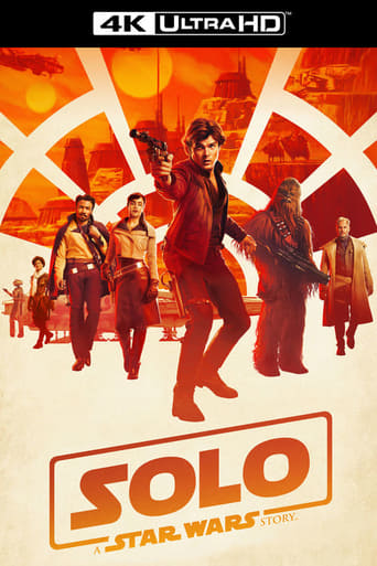 Film Solo: A Star Wars Story - 4K [HDR]