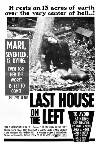 'The Last House on the Left (1972)